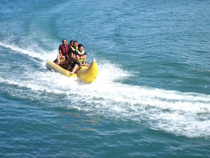 Full Day - Watersports, Garuda Wisna Ke