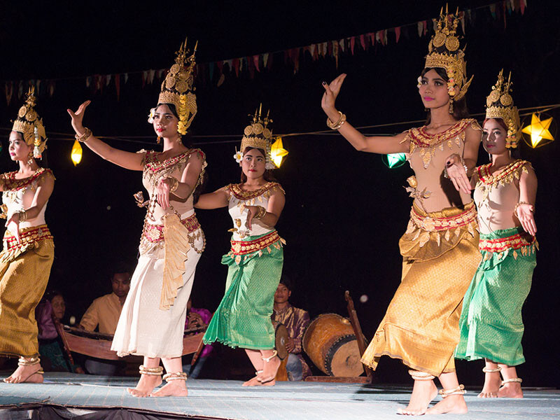 Siem Reap, Battambang & Phnom Penh Tour 7 Nights / 8 Days