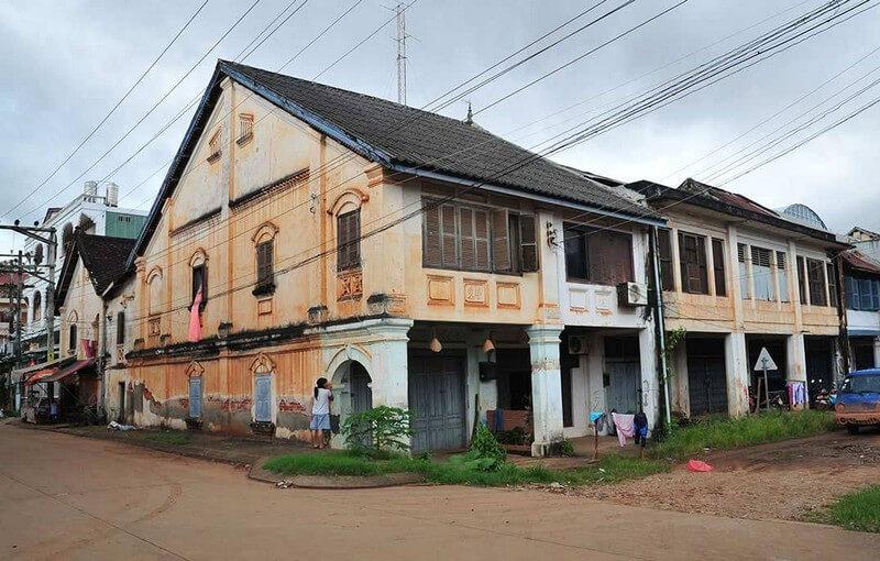 Vientiane - Pakse - Tad Lo