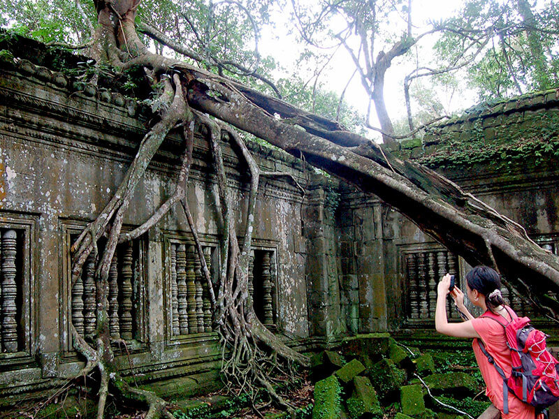 Angkor, Beach & Island Tour Package 9 Nights / 10 Days