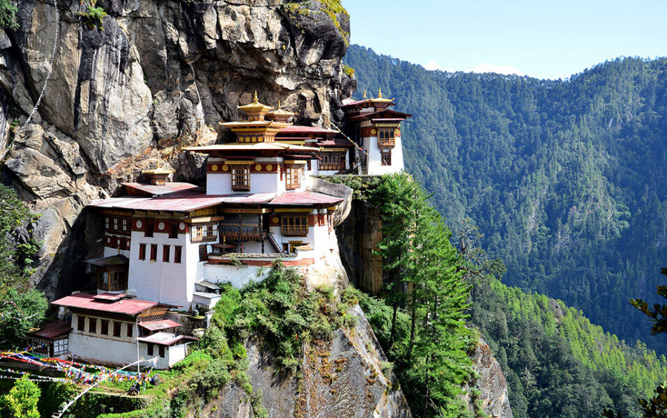 Thimphu to Paro and day excursion