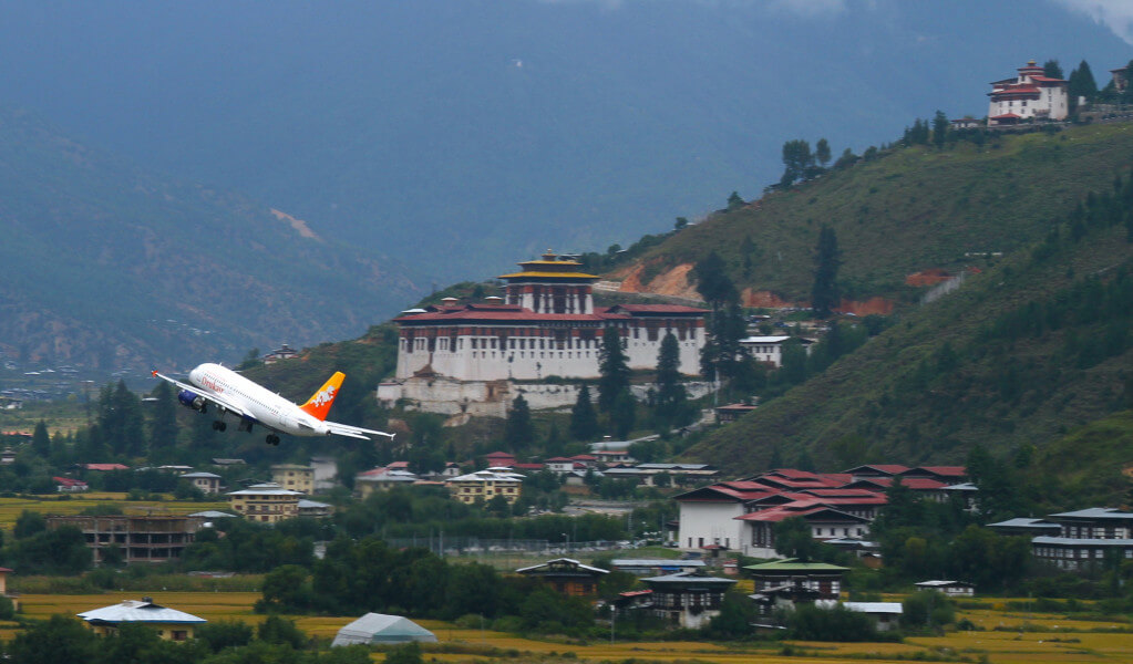Glimpse of Bhutan in 5 Days