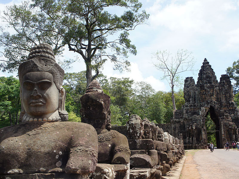 FULL DAY GUIDED ANGKOR DISCOVERY