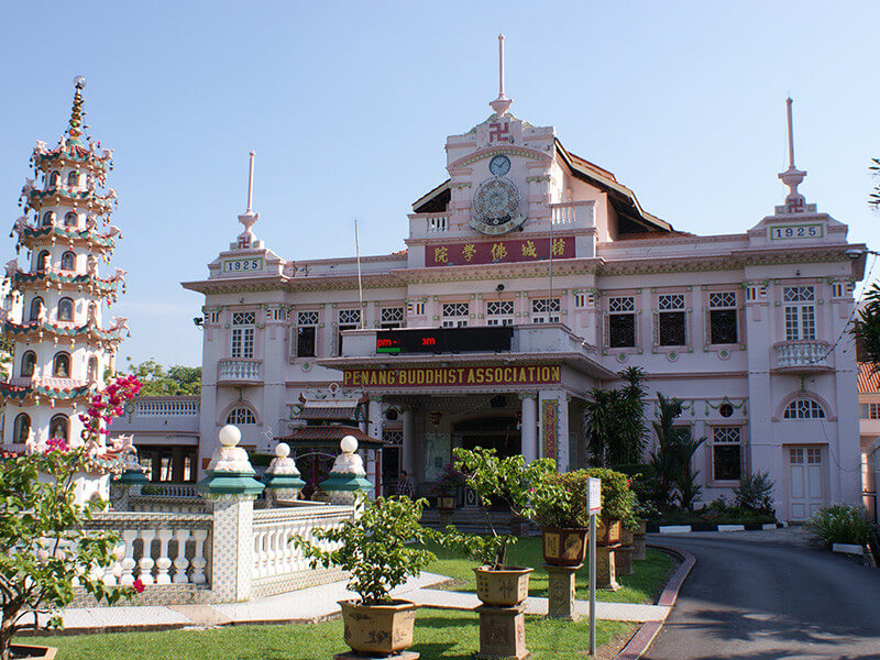 5 Days Malaysia World Heritage Trails from Penang (ends KLIA)