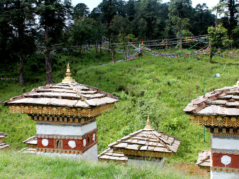 Explore Central Bhutan