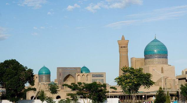 Khiva - Bukhara