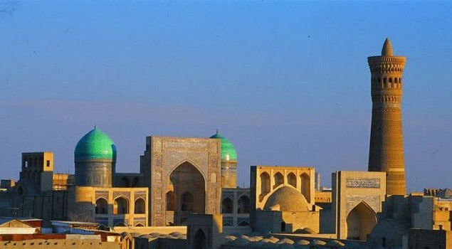 Bukhara - Shakhrisabz - Samarkand