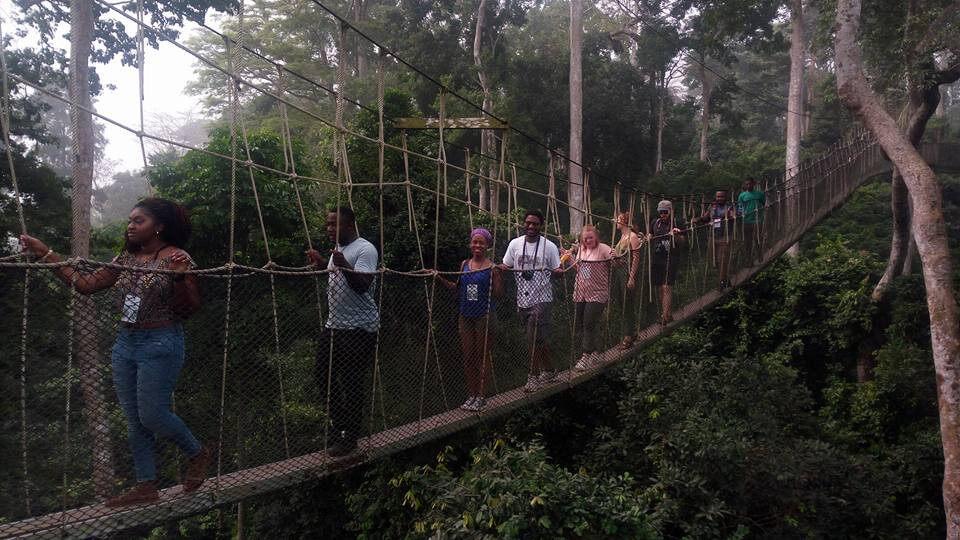 7 DAYS FAMILY GHANA TOUR