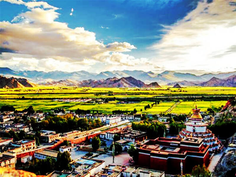10 Days Lhasa, Mount Everest Base Camp and Namtso Lake Tour