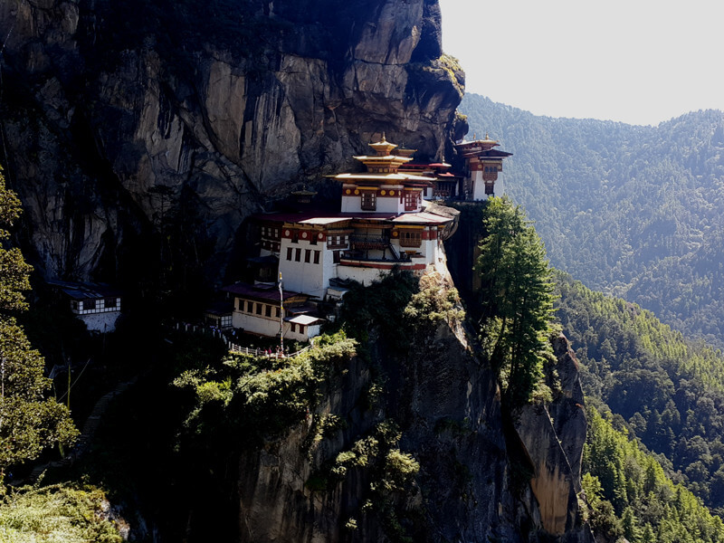 Hike to Tigers Nest/Taktshang