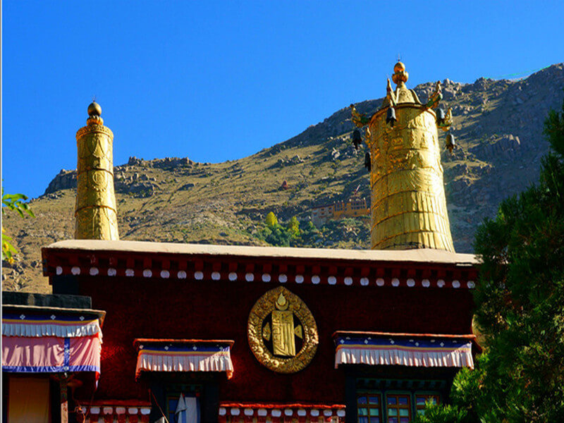 5 Days Lhasa to Ganden Monastery Tour