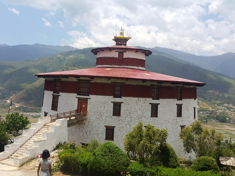Bhutan Walking Tour