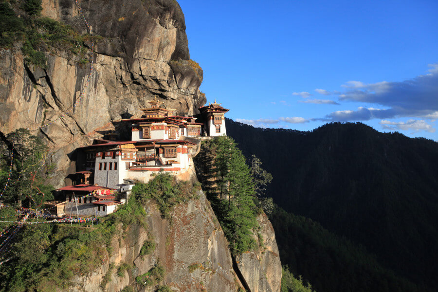 5 Day-Kingdom of Bhutan Tour