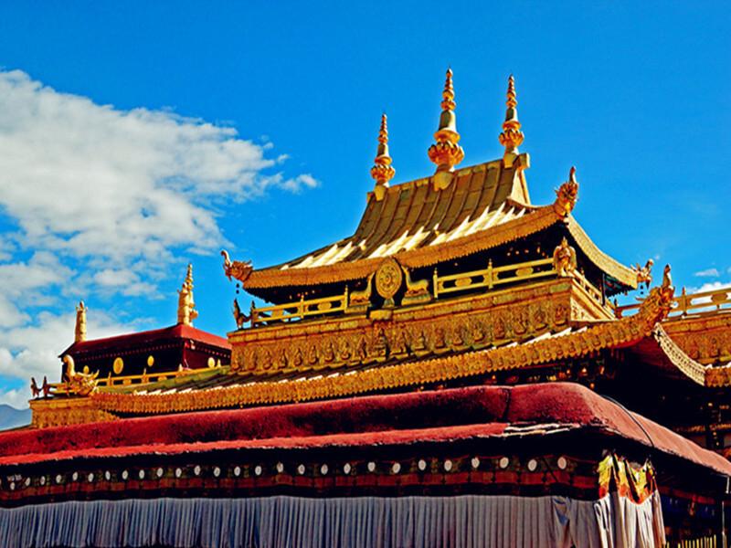 5 Days Lhasa to Ganden Monastery Tour