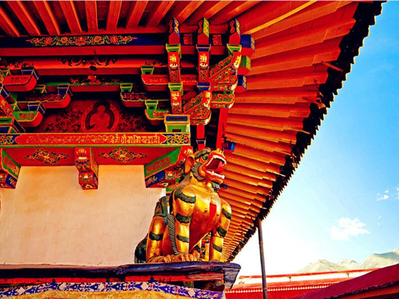 Potala Palace - Jokhang Temple - Barkhor
