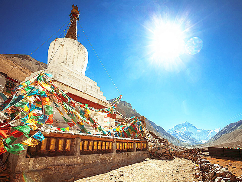 15 Days Lhasa, Everest Base Camp and Mount Kailash Tour