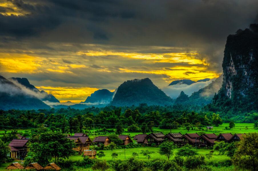 5 Days discover Laos