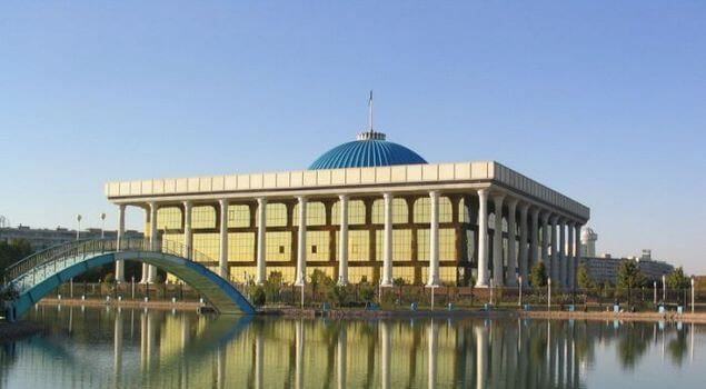 Samarkand - Tashkent