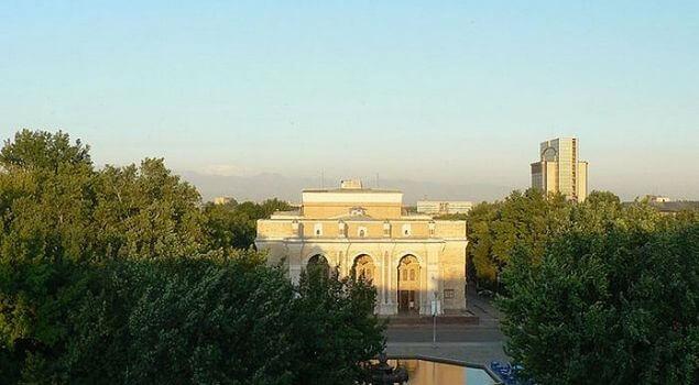 Sacred Places of Uzbekistan