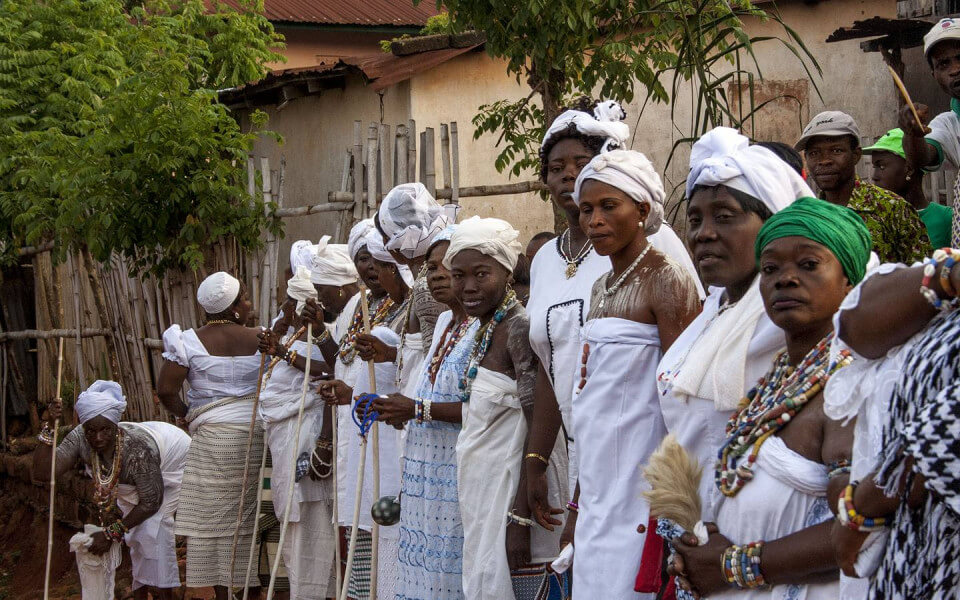 Highlights of West Africa including Traditional festival Abissa & Akwasidae