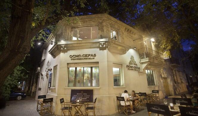 Gastronomy in Mendoza