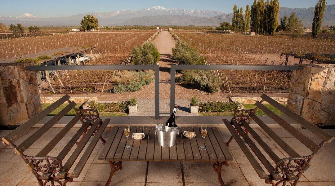 The Sparkling Route - Mendoza
