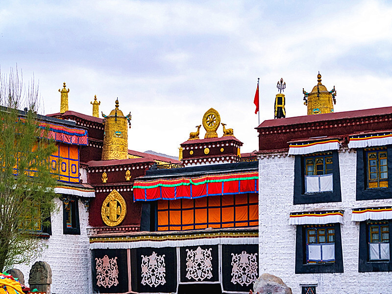 8 Days Ancient Cities and Namtso Lake Tour