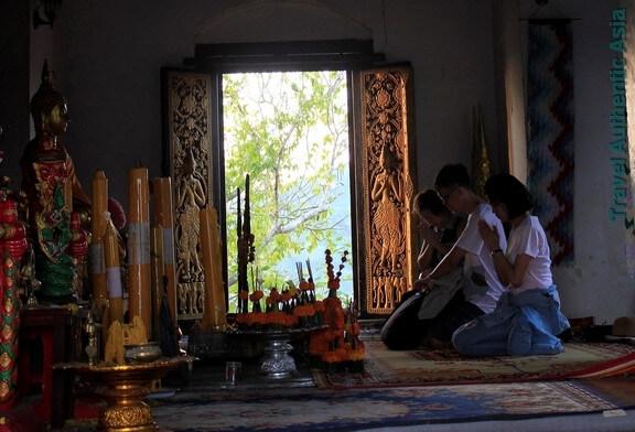 Luang Prabang – Arrival
