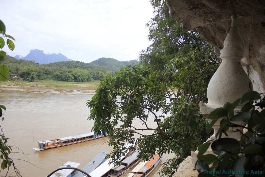 Cruise magic Mekong - Pak Ou caves