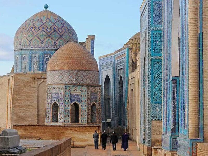Summer vacation in Uzbekistan
