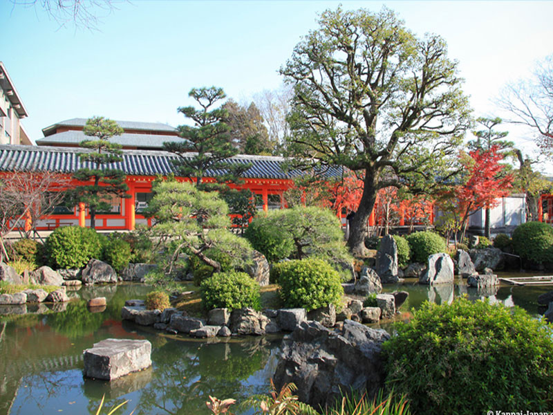 1-Day Kyoto & Nara Tour (Round-Trip from