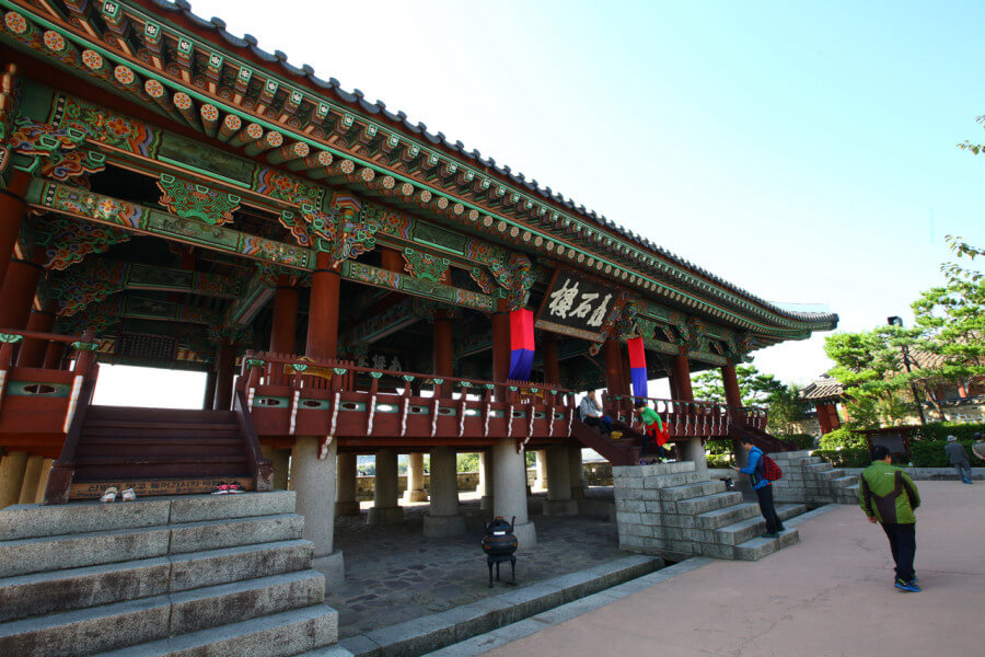 Historical Story of Jinjuseong Fortress