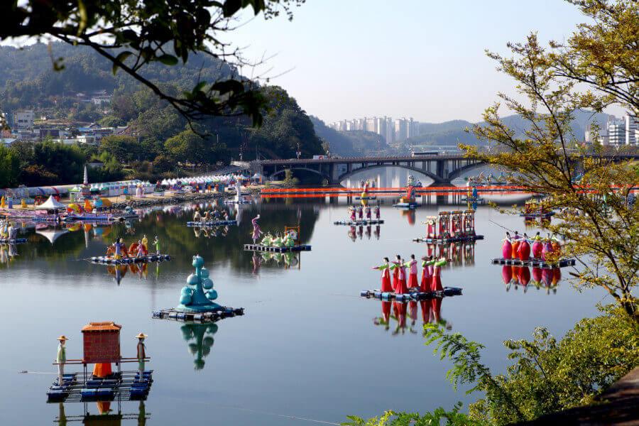 Historical Story of Jinjuseong Fortress