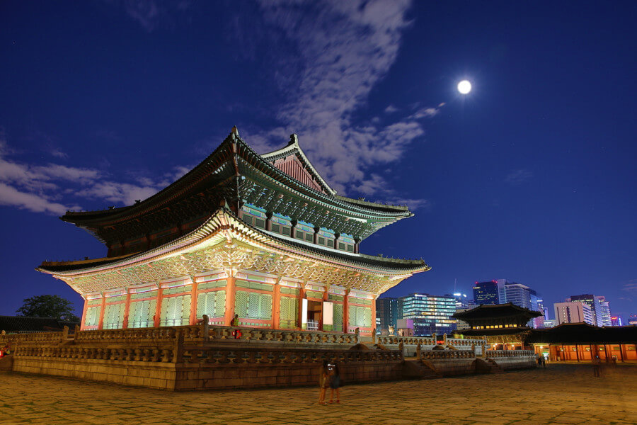 UNESCO World Heritage Korea for 8 Days