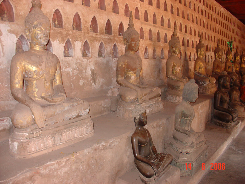 5 days/4 nights Classic Luang Prabang & Vientiane tour