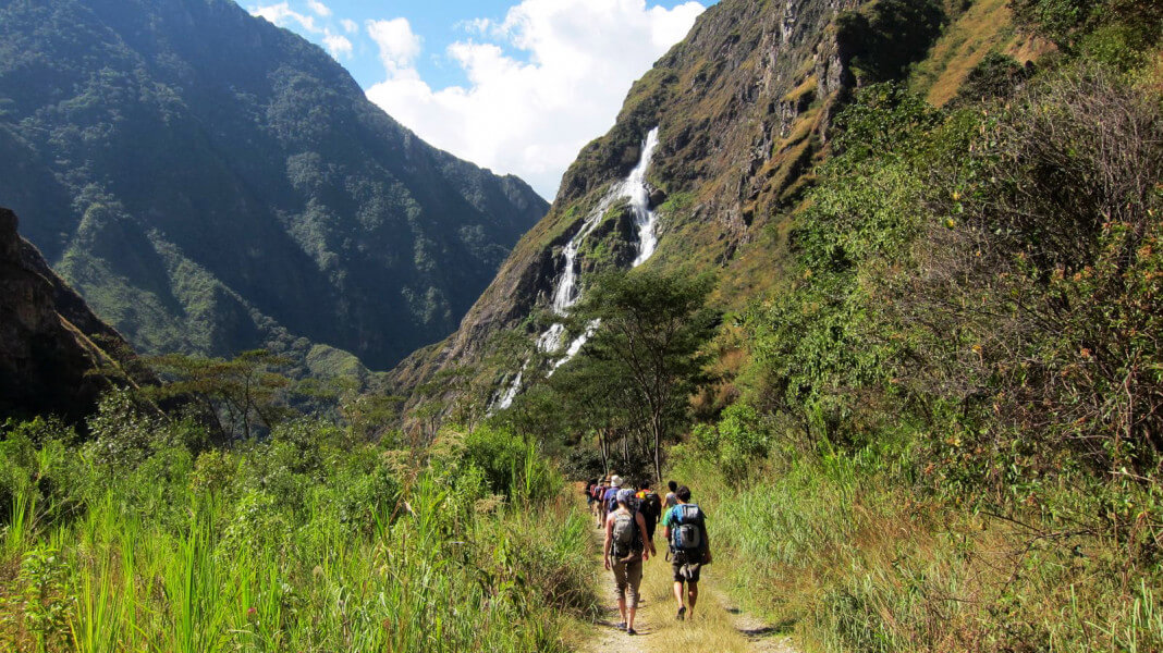 8 Day Salkantay Trek to Machu Picchu (land only)