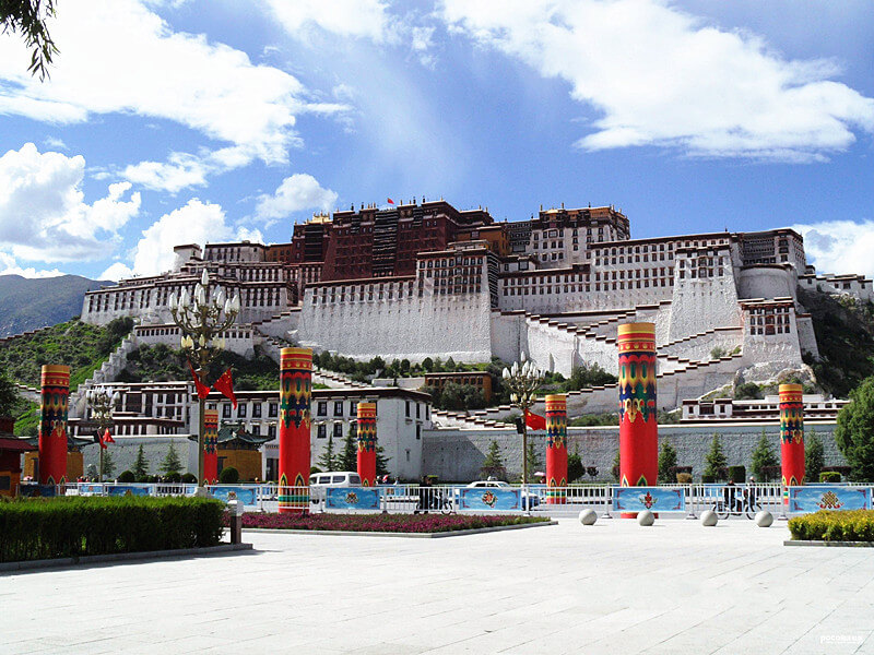 6 Days Lhasa and Namtso Lake Tour