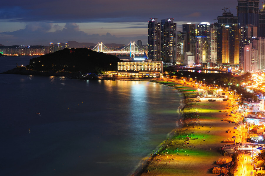 Second Largest City, Busan