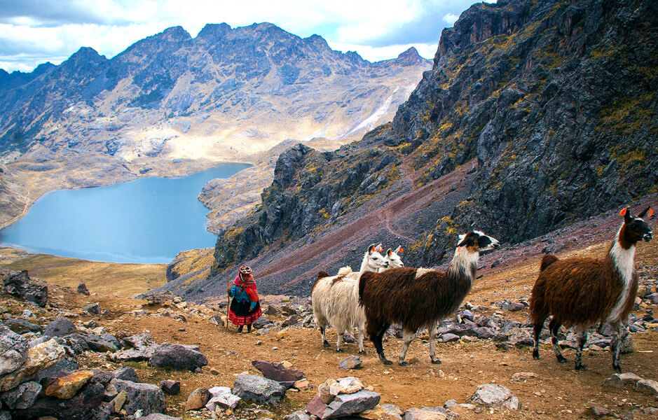 7 Day Lares Valley Trek to Machu Picchu (Land Only)