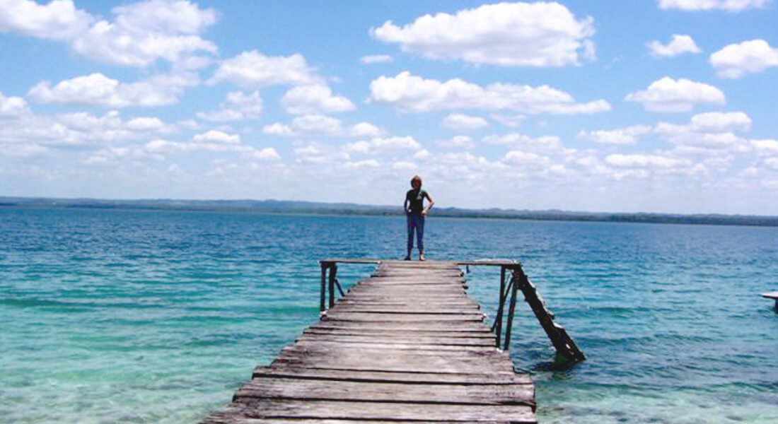 Lake Peten Itza Ecoreserve