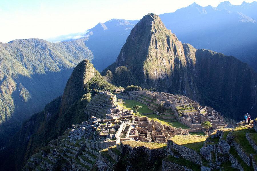 Machu Picchu in its Glory!