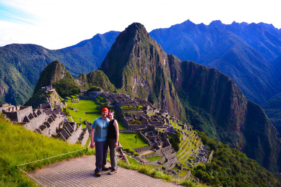 7 Day Trek Along the Inca Trail to Machu Picchu (Land only)