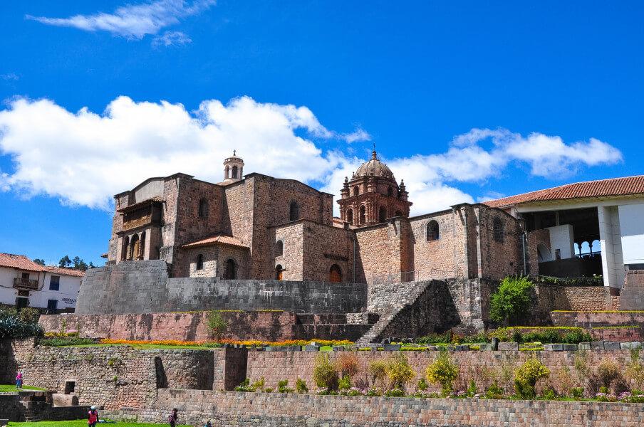 Arrive in Cusco