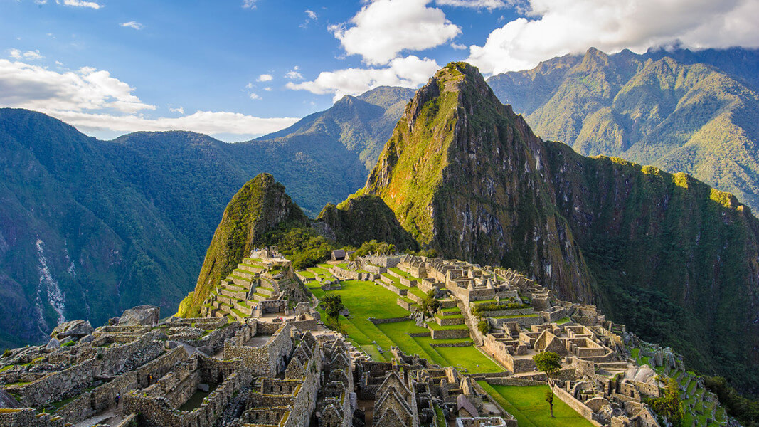 5 Day Inca Trail Express to Machu Picchu