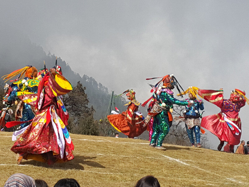 Dochula Festival Tour