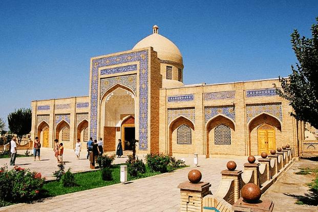 Bukhara – Tashkent