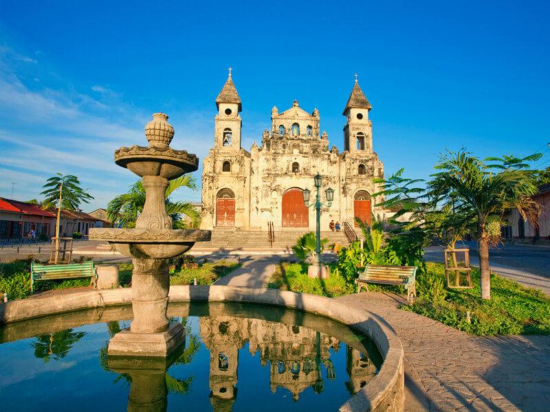 Granada colonial city