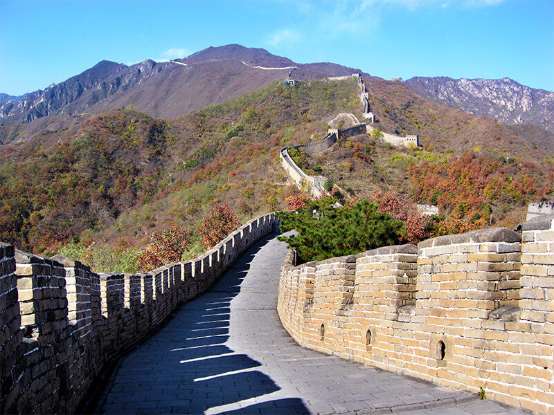 14-Day China Kungfu Tour & Ancient Capital Discovery