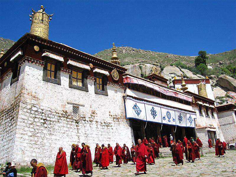 13-Day China Tour with Lhasa
