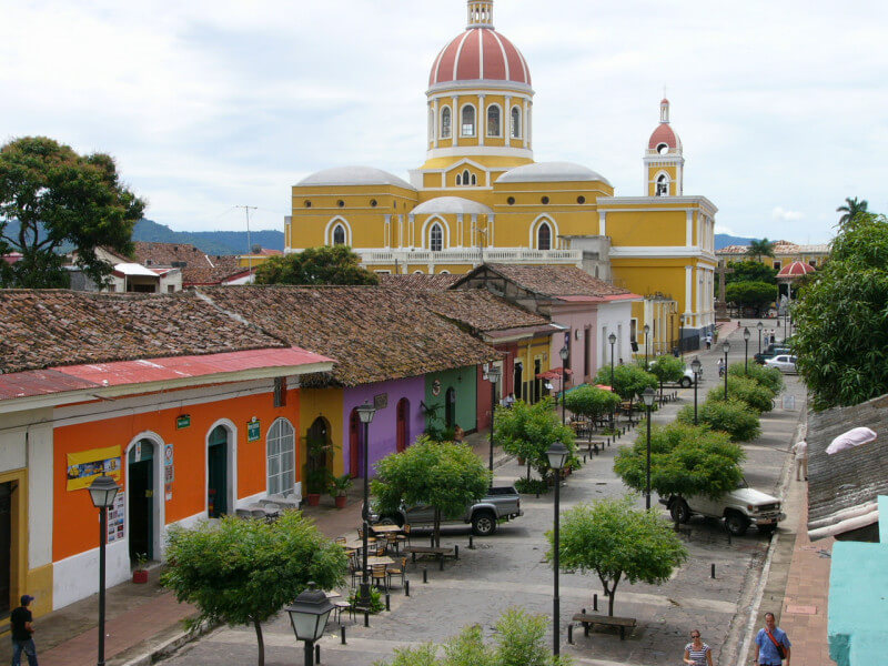 Discover Nicaragua: Colonial city, Beach & Natural Reserve